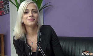 Ria sunn acquires her slit gangbanged in model casting with wendy moon