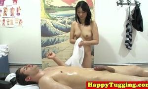 Real nuru masseuse plays with ramrod