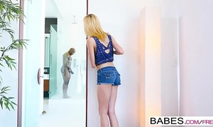 Babes - dark is more excellent - tune up, turn on starring nat turner and haley reed movie scene