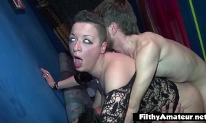 Big love button of the italian milf! two strumpets in naughty fuckfest!
